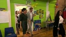 El príncipe Harry y Meghan Markle anuncian su primer embarazo