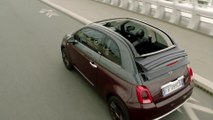 Perfekter Stil für jede Saison - der neue Fiat 500 Collezione