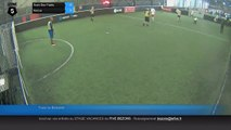 Faute de Benjamin - Team Des Fratés Vs Konica - 15/10/18 20:00 - Bezons (LeFive) Soccer Park