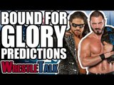 Impact Wrestling Bound For Glory 2018 Predictions!
