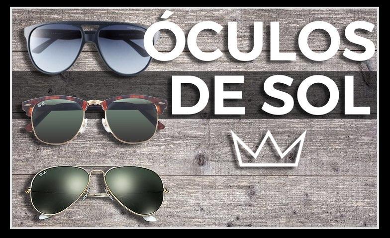 ÓCULOS DE SOL: 9 estilos de armação para ter e usar / MODA MASCULINA
