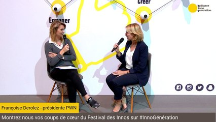 Interview one to one : Françoise Derolez