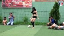 Trận Bóng Đá Sexy Hài Hước Nhất Vịnh Bắc Bộ - Bình Luận Viên Bá Đạo - Sexy Football
