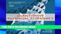 D.O.W.N.L.O.A.D [P.D.F] Quantitative Financial Economics: Stocks, Bonds and Foreign Exchange