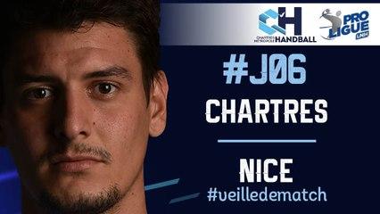 #J06 :  CHARTRES - NICE #veilledematch