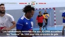 """Match amical entre France 98 et les """"Experts"""" 2008"""