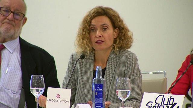 Batet dice que el recurso por la moción contra el Rey no cierra el diálogo con Cataluña