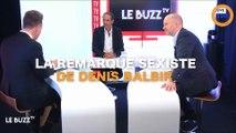 Football : la remarque de Denis Balbir ne passe pas !