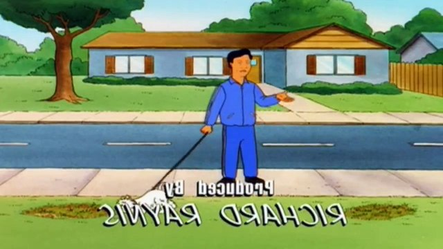 King of the Hill S01E11 - King of the Ant Hill