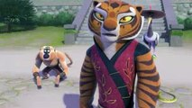 Kung Fu Panda Legends of Awesomeness S02E23 Mama Told Me not to Kung Fu