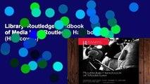 Library  Routledge Handbook of Media Law (Routledge Handbooks (Hardcover))
