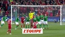 Le but d?Irlande-Pays de Galles (0-1) en vidéo - Foot - L. nations