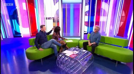 Roger Daltrey on The One Show 2018