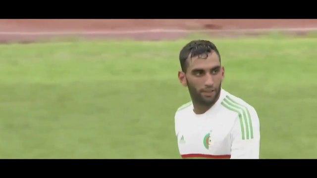 Mohamed Fares vs Benin CAN2019 (16-08-2018)