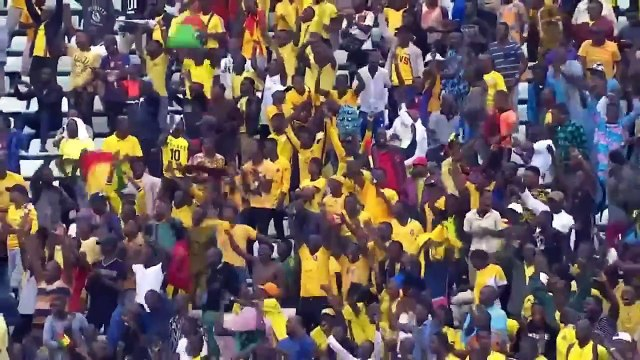 _HIGHLIGHTS  Benin 10 Algeria - Group D -CAN2019