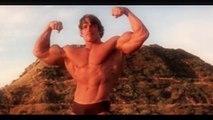 Arnold Schwarzenegger Bodybuilding Training - No Pain No Gain - power gaming zon......