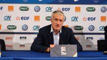 Bleus- Deschamps : ''Je respecte la décision d'arrêter de Laurent Koscielny''