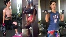 Hina Khan ने Komolika बनने के लिए GYM में घंटों किया Workout; Watch video | Boldsky