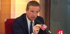 Nicolas Dupont-Aignan (Debout la France): « Je conteste la justice à grand spectacle »