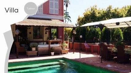 A vendre - Maison/villa - Beaulieu sur mer (06310) - 7 pièces - 300m²