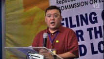 Harry Roque wants to channel Miriam Santiago at Senate