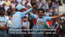 Sourav Ganguly- Inside the mind of India's 'greatest' cricket captain - BBC News
