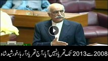 No one remembered Thar from 2008 to 2013 but they remember it today, Khursheed Shah