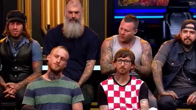 Ink Master - S11E08 - Chalk This Way - October 16, 2018 || Ink Master - S11 .8 || Ink Master (10/16/2018)