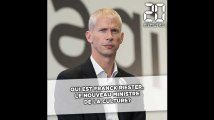 Qui est Franck Riester, le nouveau ministre de la culture?