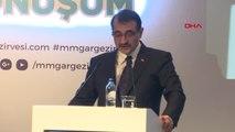 İstanbul Bakan Varank ve Bakan Dönmez Ar-Ge ve İnovasyon Zirvesi ve Sergisinin Açılışını Yaptı