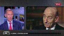 """Raymond Aron est """"à la fois un homme de pensée et un homme de combat"""" #UMED"""