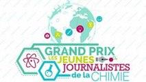 Grand prix les jeunes Journaliste de la Chimie : Reportage de Romane Milloch et Cassandre Jalliffier