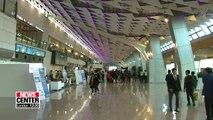 Gimpo International Airport domestic passenger terminal renovated