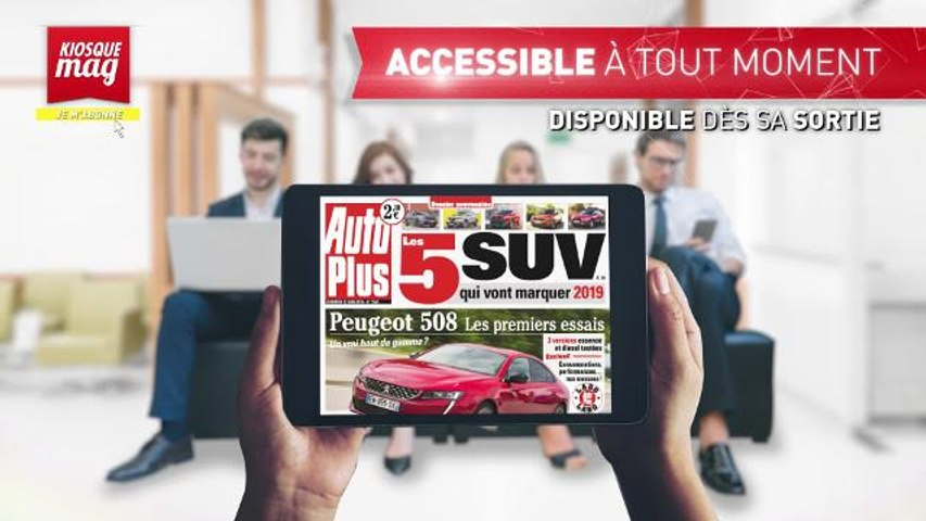 Découvrez tous les avantages de vos magazines préférés en numérique!