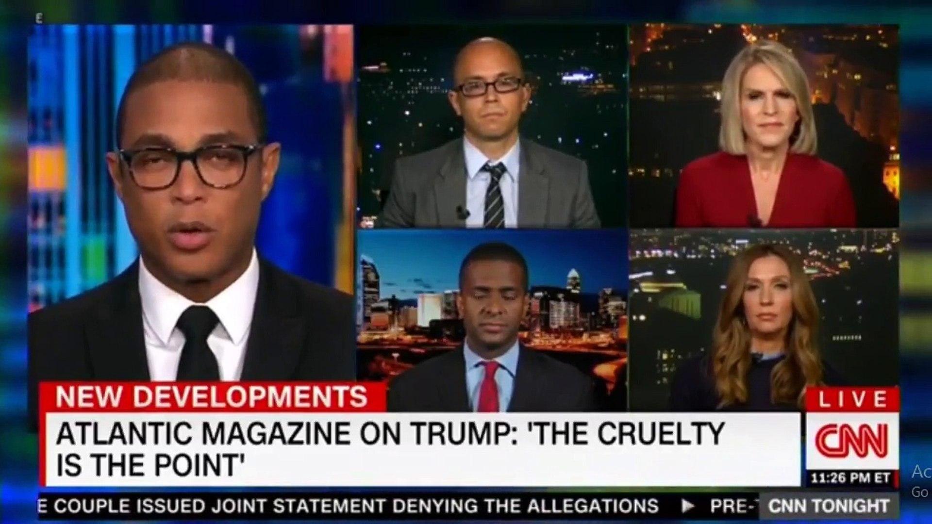 CNN Tonight Live  Don Lemon 10-17-2018  CNN Breaking News Today OCt 17, 2018