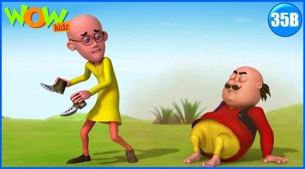 Motu Patlu in Hindi | Chamaatkari Joota| Cartoon for Kids | Wow Kidz