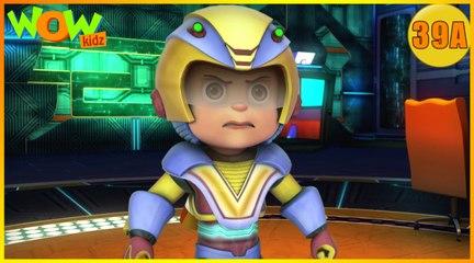 Vir The Robot Boy   Vir Ek Villain  Action Cartoon for Kids   Wow Kidz