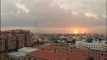Roquettes contre raids : risque d'une escalade à Gaza