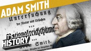 Adam Smith - The Inventor of Market Economy I THE INDUSTRIAL REVOLUTION