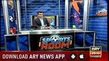 Sports Room | Najeeb-ul-Husnain | ARYNews | 17 October 2018