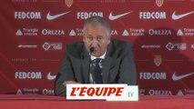 Vasilyev «Pas d'objectif fixé à Thierry Henry» - Foot - L1 - ASM