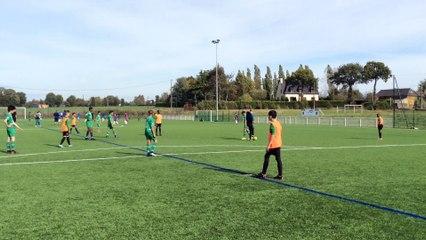 2-0 contre Cleunay (vidéo 3 sur 3)