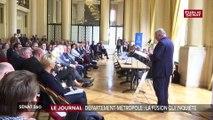 Départements-Métropoles: la fusion qui inquiète