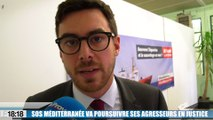 SOS Méditerranée va poursuivre ses agresseurs en justice