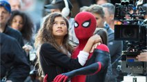 Tom Holland Shares 'Spider-Man: Far From Home' Video Just Before Final Shots