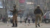 اندلاع صدامات عنيفة في مدينة كشمير المتنازع عليها بين الهند وباكستان