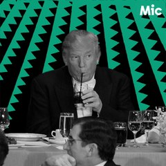 A history of Trump's love for Diet Coke