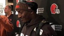 Duke Johnson discusses need to start faster