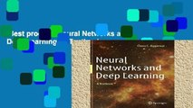 About For Books Neural Networks and Deep Learning: A
