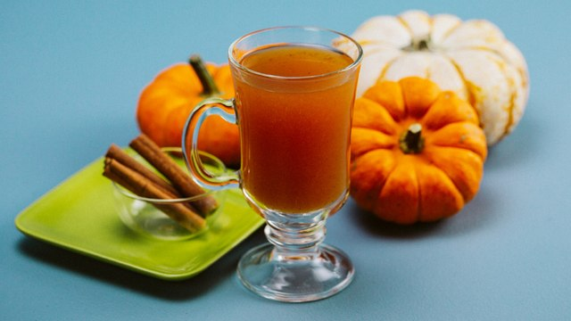 Pumpkin Toddy Cocktail Recipe - Liquor.com